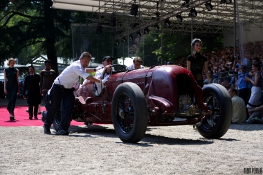 Bentley 4 1/2 Litre Monoposto in good company.
