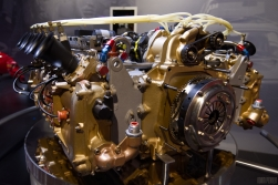 The Tipo 33 engine - what a beast.