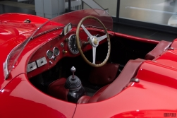 Just shut up and drive! Steering wheel on the right to make it easier to race-drive it...