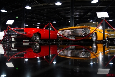 ...and divided by theme. Here a fantastic american combo - Dodge Charger R/T and Chevrolet Impala