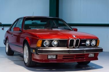 To wspaniałe M6 E24 jest na sprzedaż!