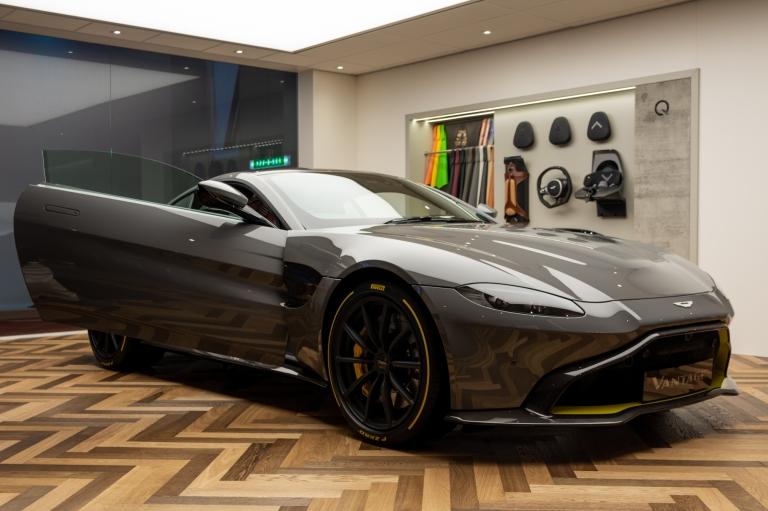 Aston Martin at GIMS 2018 (10)