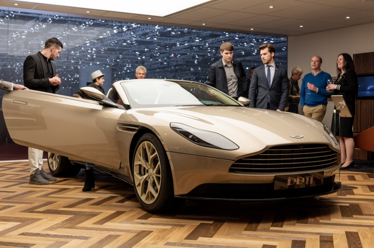 Aston Martin at GIMS 2018 (11)