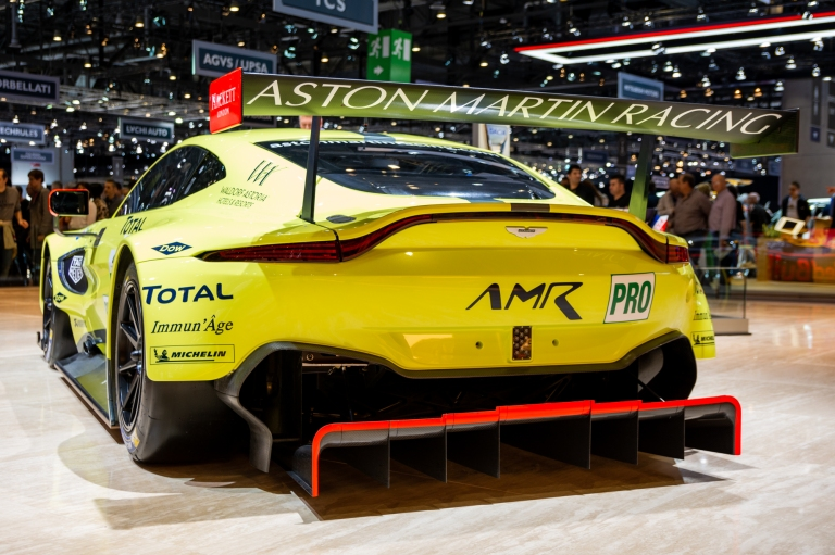 Aston Martin at GIMS 2018 (3)