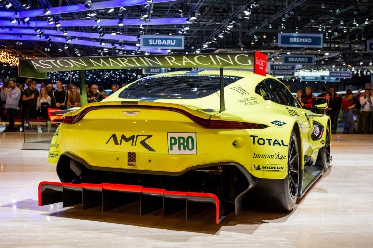Aston Martin at GIMS 2018 (4)