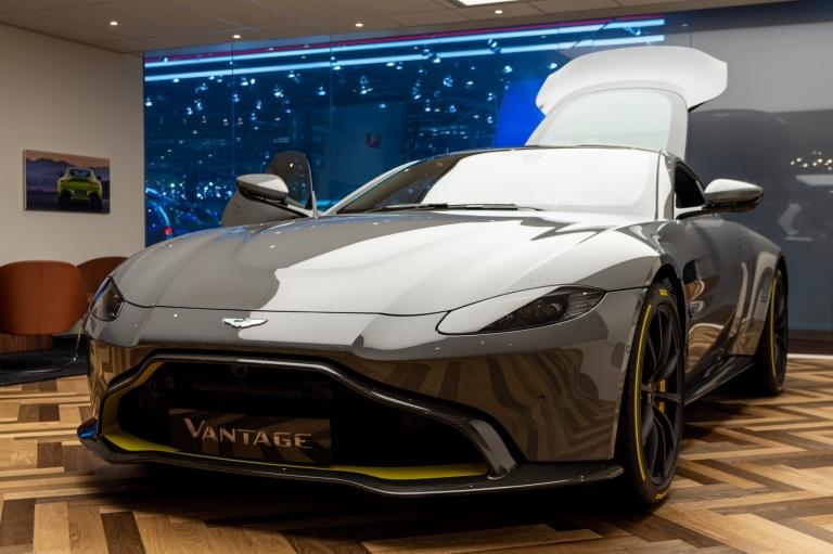 Aston Martin at GIMS 2018 (6)
