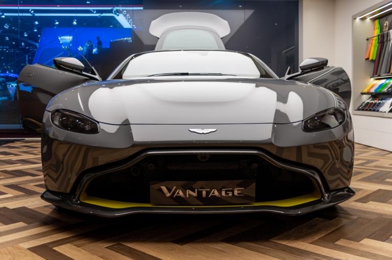 Aston Martin at GIMS 2018 (8)